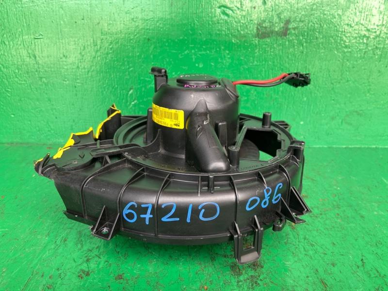 Мотор печки Volkswagen Passat B6 1K2820015D