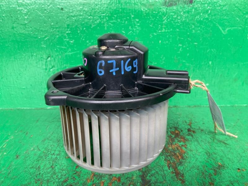 Мотор печки Toyota Platz SCP11 194000-0492