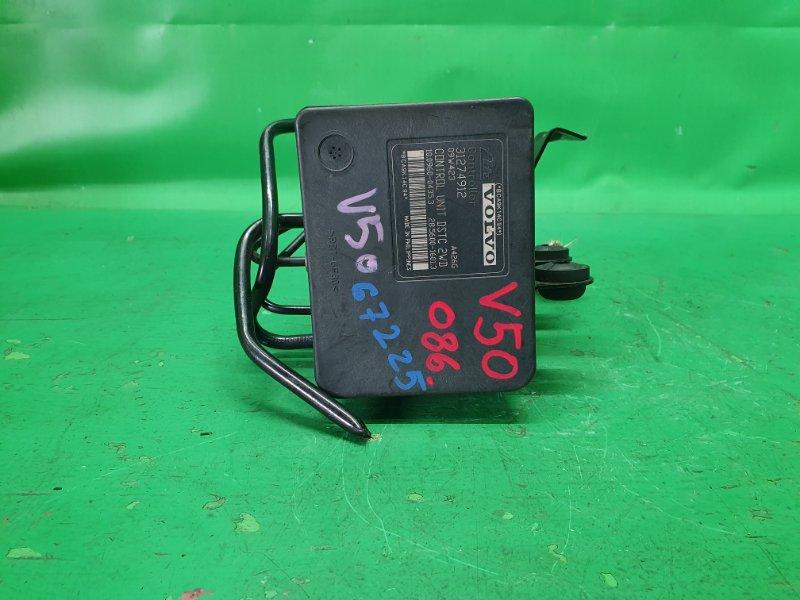 Блок управления abs Volvo V50 MW43 31274912
