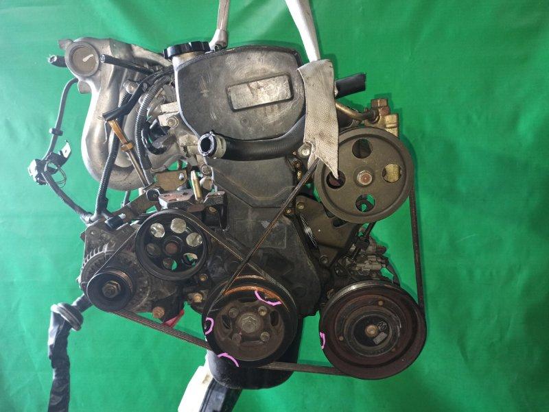 Двигатель Toyota Corsa EL53 5E-FE 0746483