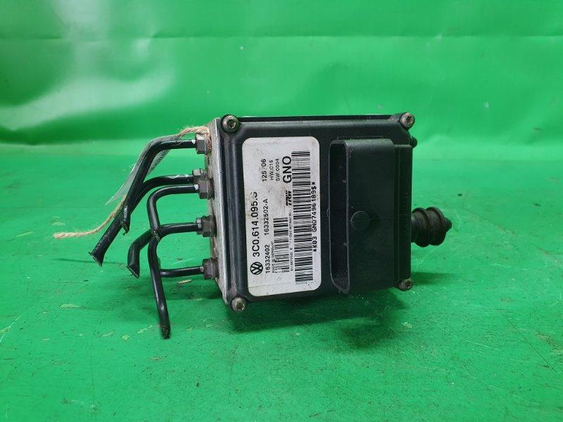 Блок управления abs Volkswagen Passat B6 3C0614095S