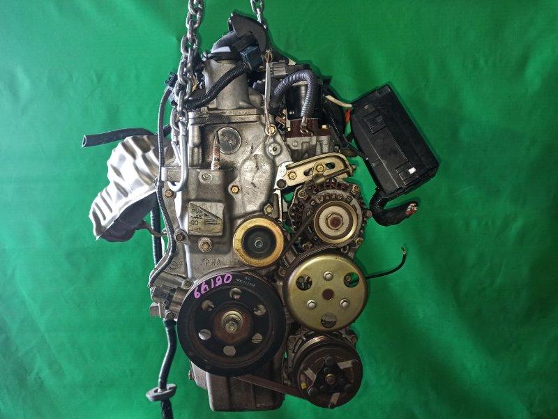 Двигатель Honda Fit GD1 L13A 1258333