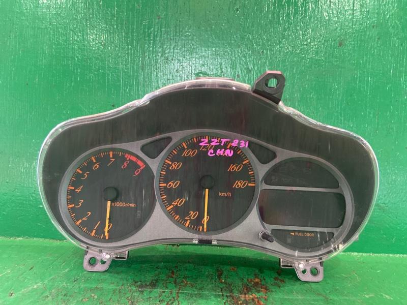 Панель приборов Toyota Celica ZZT231 2ZZ-GE 83800-2B020