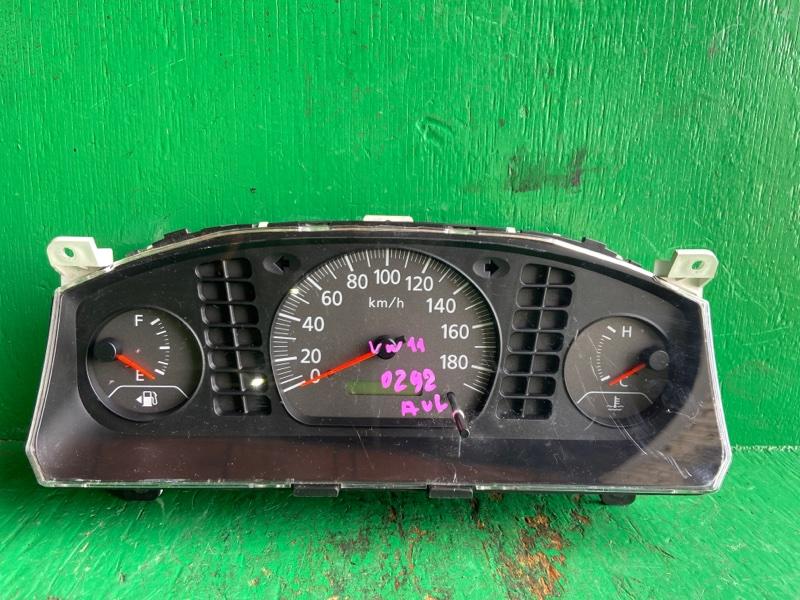 Панель приборов Nissan Expert VW11 QG18DE WA961