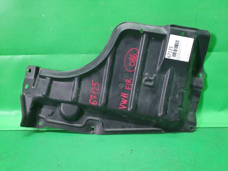 Защита двигателя Nissan Expert VW11 передняя правая нижняя