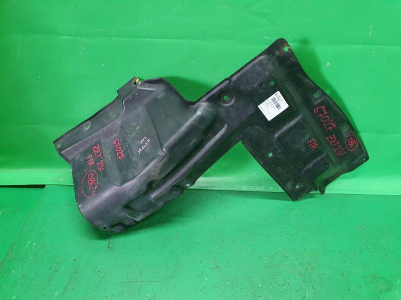 Защита двигателя Toyota Celica ZZT231 передняя правая