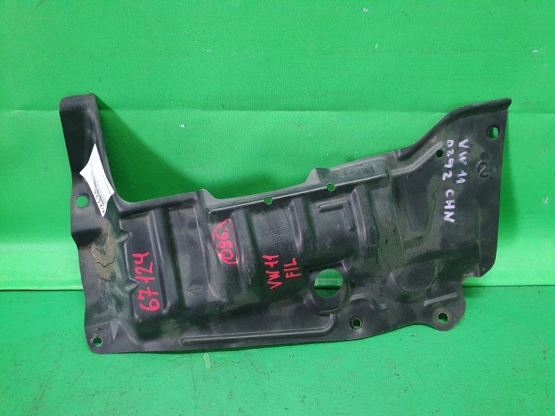 Защита двигателя Nissan Expert VW11 передняя левая нижняя