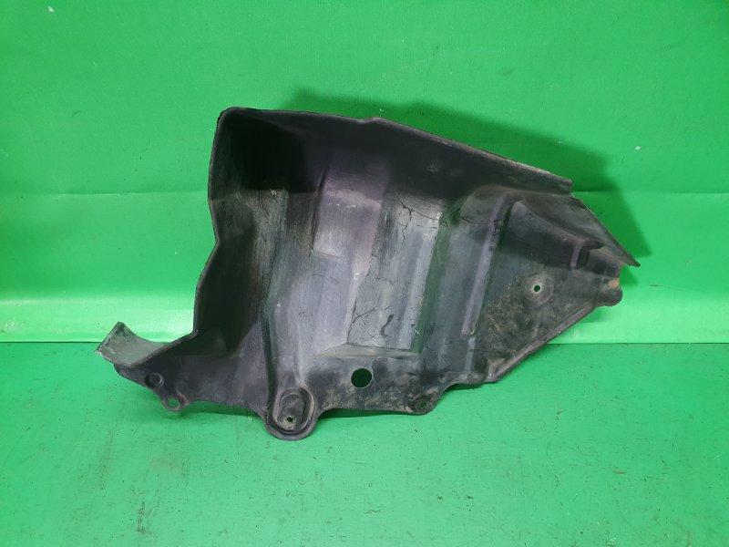Защита двигателя Nissan Sunny FB15 передняя правая 75893-4M420