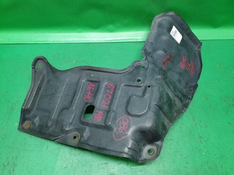 Защита двигателя Toyota Corolla AE110 передняя правая