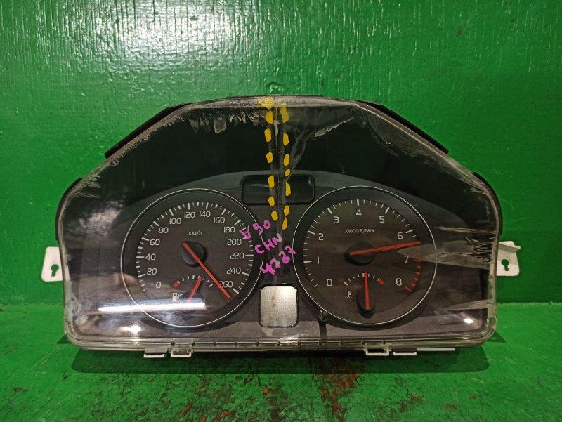 Панель приборов Volvo V50 MW20 B4204S3 31296226, 36002711