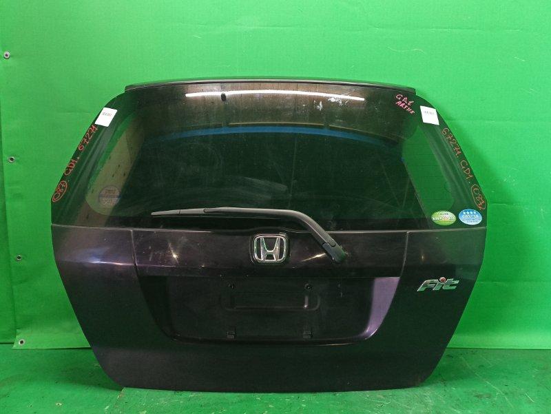 Дверь задняя Honda Fit GD1