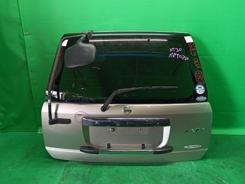 Дверь задняя Nissan X-Trail NT30