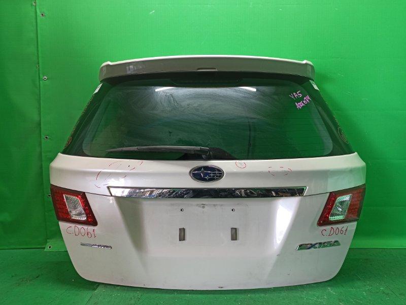 Дверь задняя Subaru Exiga YA4 D061