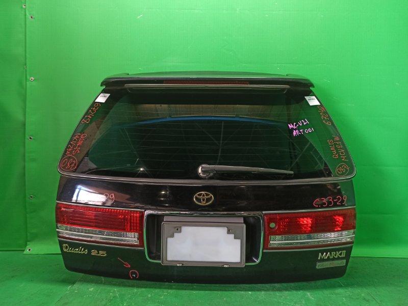 Дверь задняя Toyota Mark Ii Qualis MCV21 04.1997 33-29
