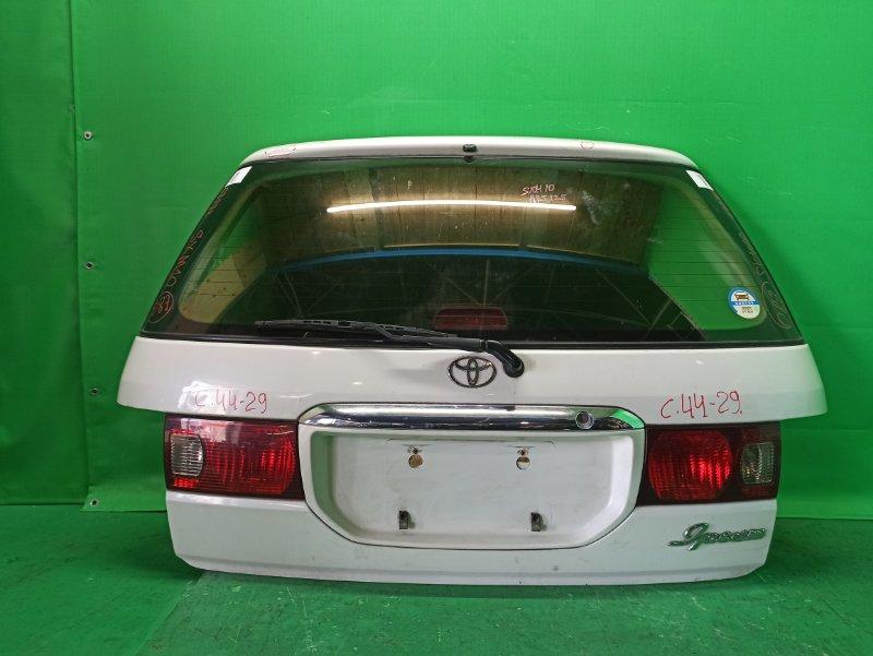 Дверь задняя Toyota Ipsum SXM10 44-29