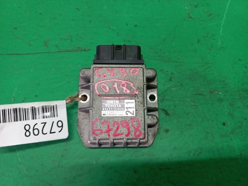 Коммутатор Toyota Mark Ii GX90 1G-FE 89621-22040