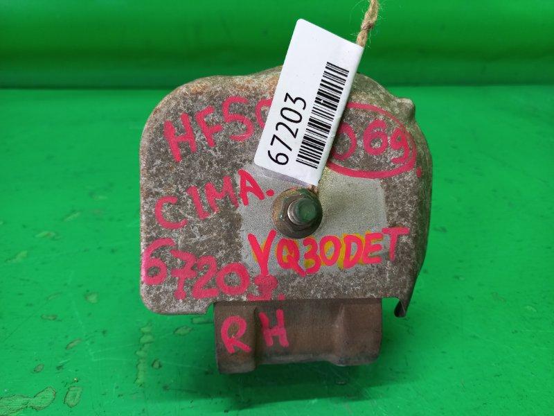 Подушка двигателя Nissan Cima HF50 VQ30DET правая