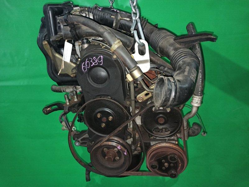 Двигатель Mazda Demio DW3W B3-E 12.1999 810497