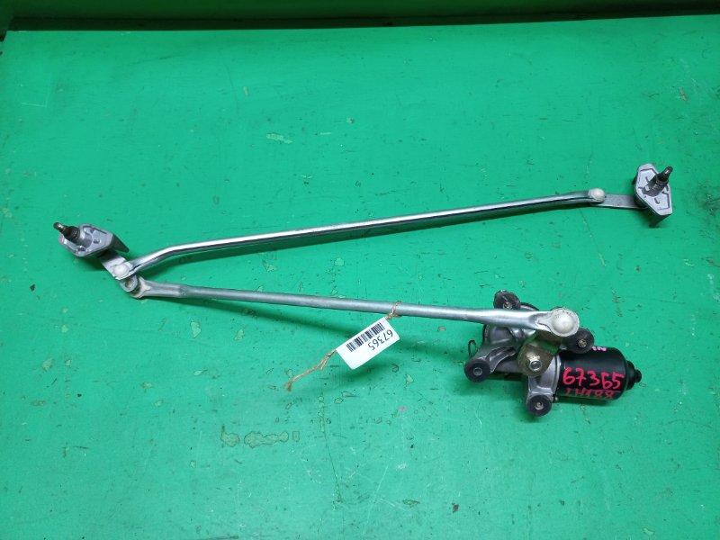 Механизм дворников Toyota Hiace LH188 передний 85110-06070