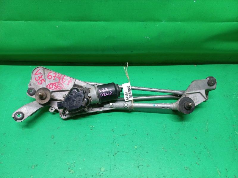 Механизм дворников Nissan Skyline V35 5420-32259