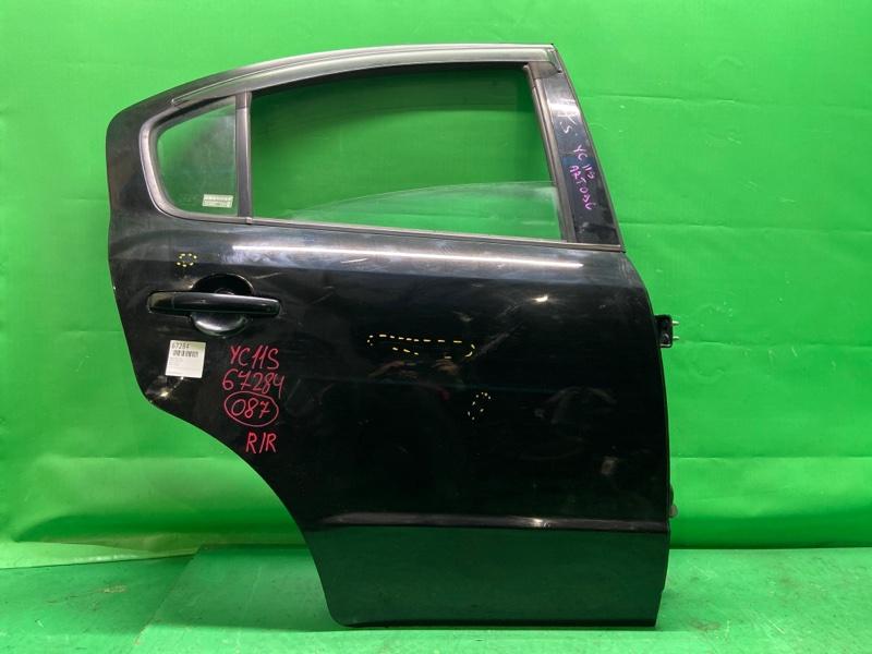 Дверь Suzuki Sx4 YC11S задняя правая