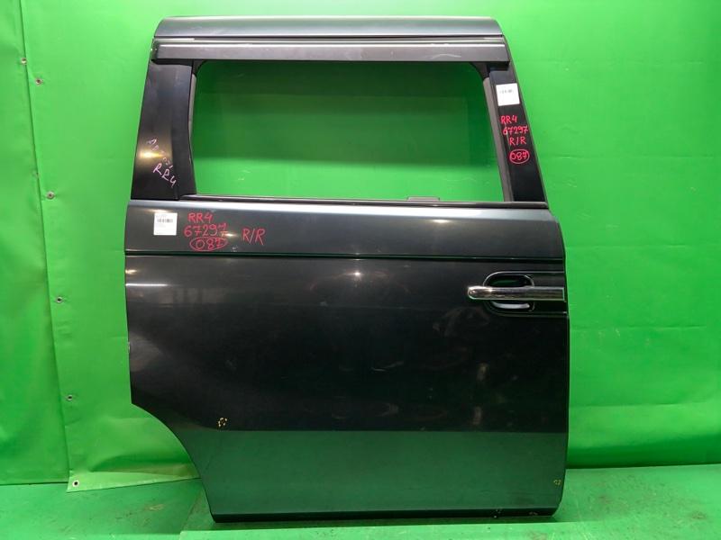 Дверь Honda Elysion RR4 задняя правая