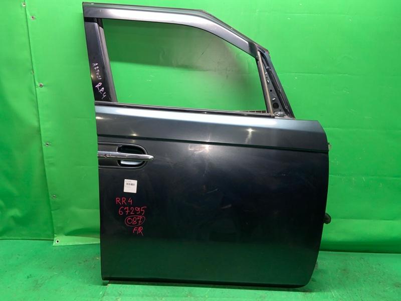 Дверь Honda Elysion RR4 передняя правая