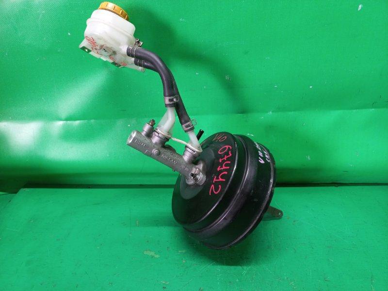 Главный тормозной цилиндр Nissan Tino V10 QG18DE