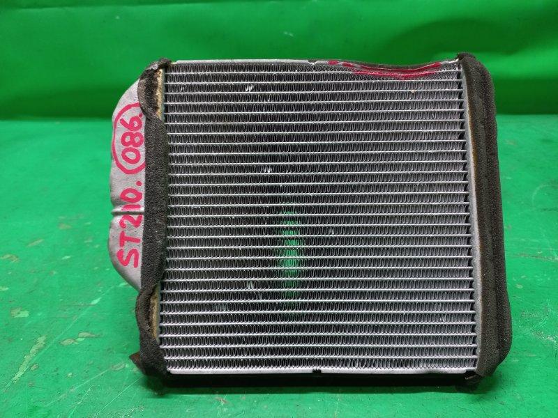 Радиатор печки Toyota Caldina ST210