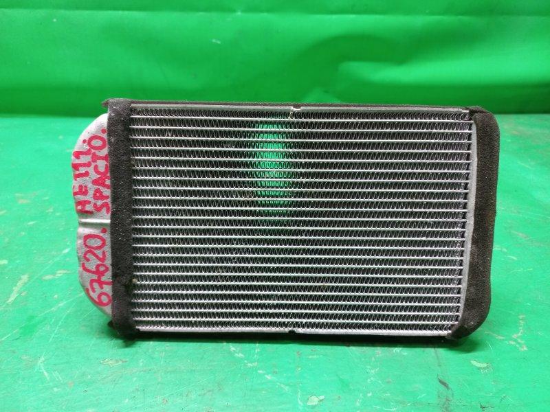 Радиатор печки Toyota Corolla Spacio AE111