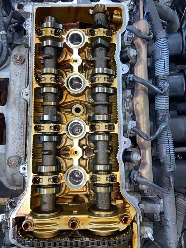 Двигатель Toyota Wish ZNE10 1ZZ-FE 1976692