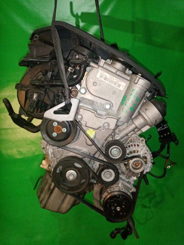 Двигатель Volkswagen Golf 1K1 BLF 075247
