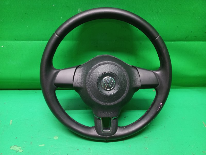 Airbag на руль Volkswagen Golf 1K1 5СO 419091A