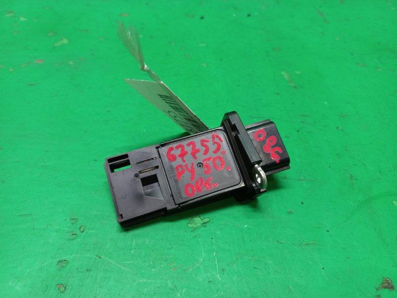 Расходомер воздушный Nissan Fuga PY50 VQ35DE 22680-7S000