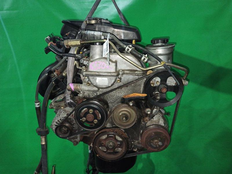 Двигатель Toyota Platz SCP11 1SZ-FE 089584