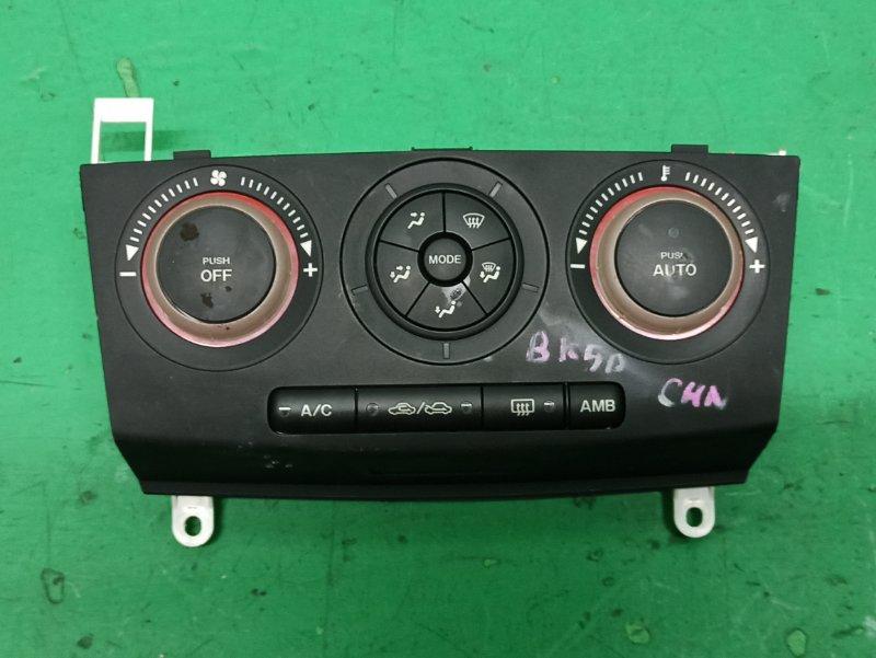Климат-контроль Mazda Axela BK5P K1900B32L H14