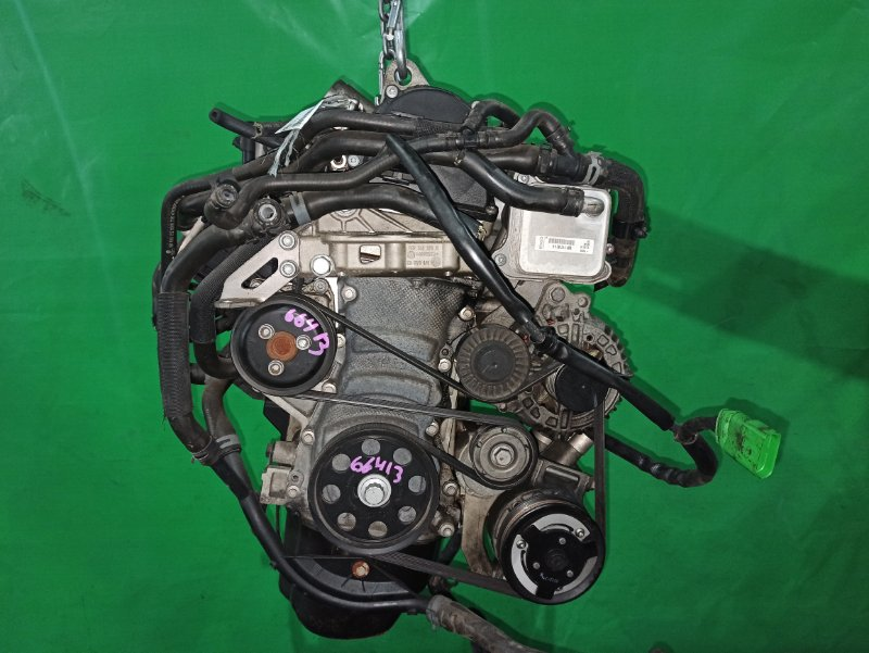 Двигатель Volkswagen Polo 6R1 CBZB 056677