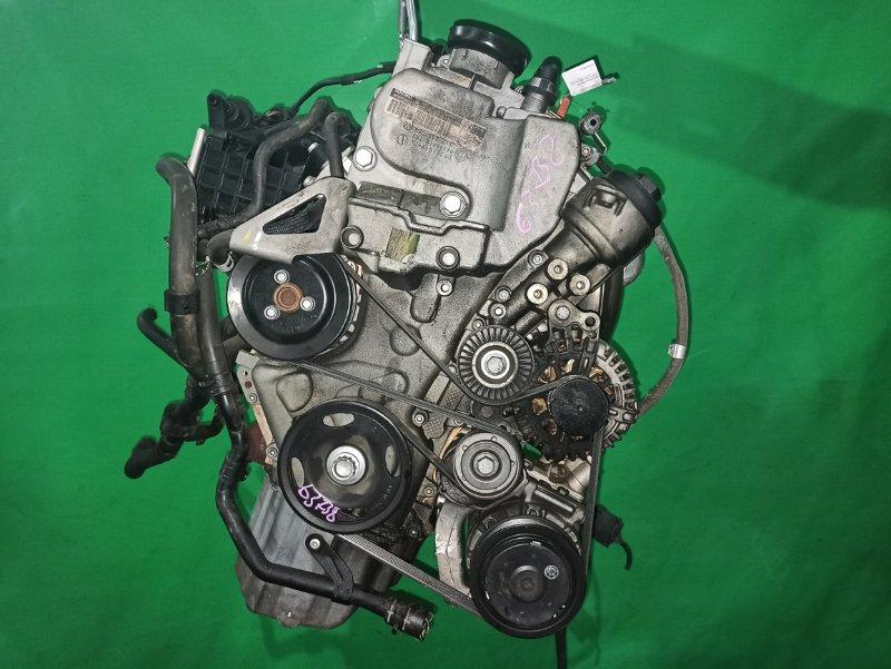 Двигатель Volkswagen Golf 1K1 CAX 027435