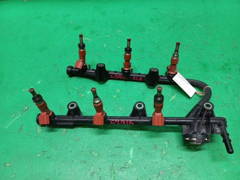 Форсунки бензиновые Lexus Rx350 GGL15 2GR-FE 23250-31050