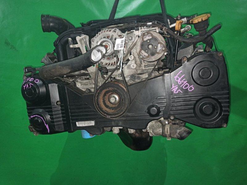 Двигатель Subaru Exiga YA5 EJ204 E020008