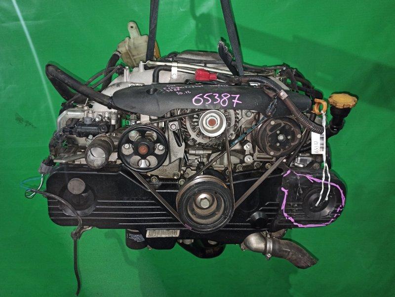 Двигатель Subaru Impreza GH7 EJ203JP1AE D203397