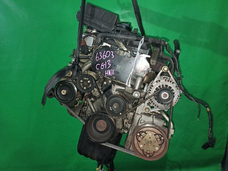 Двигатель Nissan March HK11 CG13DE 163385A