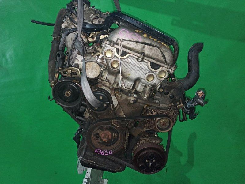 Двигатель Nissan Liberty PNM12 SR20DE 166836B
