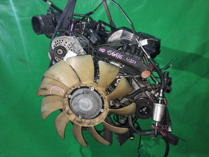 Двигатель Ford Explorer U251 V6 OHV COLOGNE Б/Н