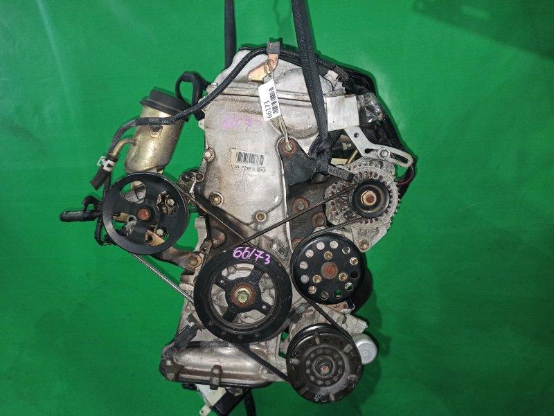 Двигатель Toyota Ist NCP65 1NZ-FE B186096