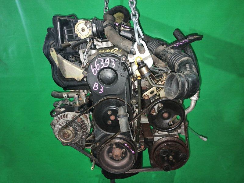 Двигатель Mazda Demio DW3W B3-E 12.1999 725185