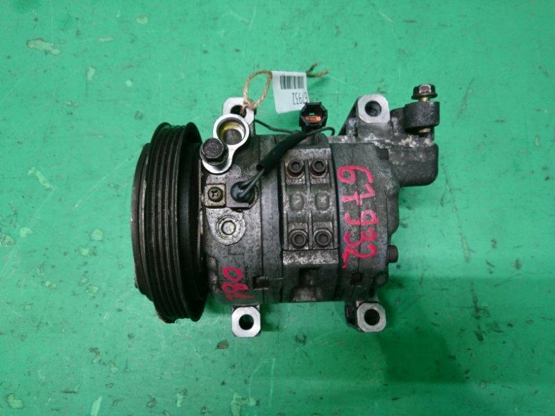 Компрессор кондиционера Nissan Ad VY10 GA13DE 92600-0M016