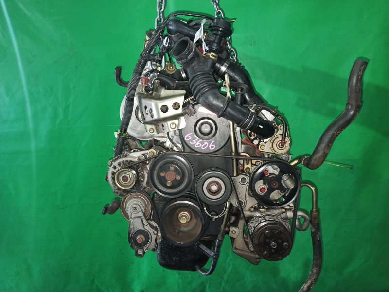 Двигатель Mitsubishi Ek Wagon H81W 3G83T 150375