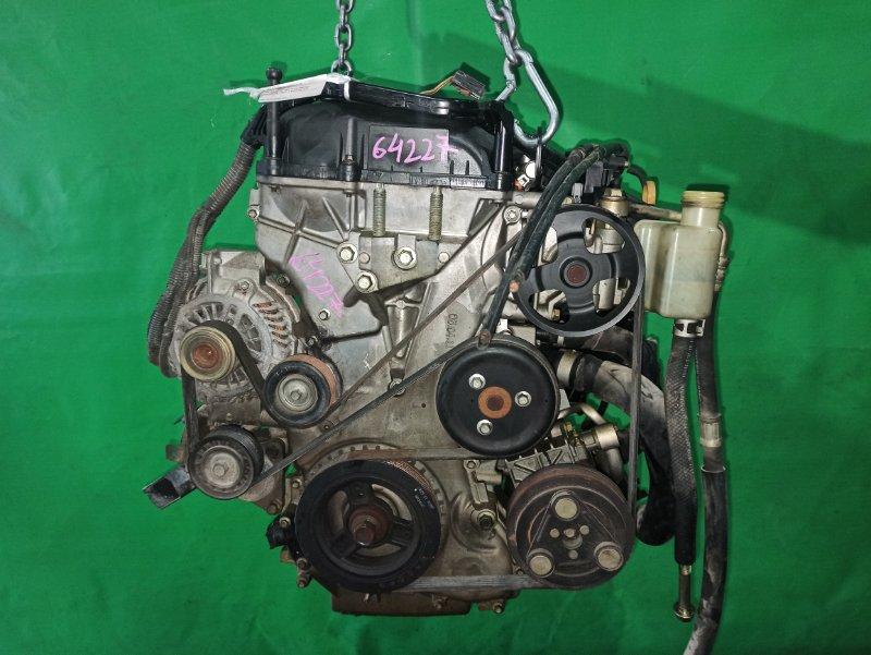 Двигатель Mazda Atenza GG3P L3-VE 676803