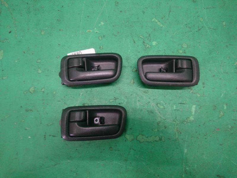 Ручка двери внутренняя Toyota Caldina ST210